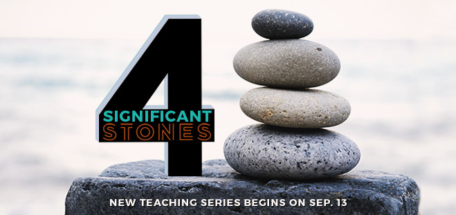 4 Significant Stones - Coming Soon Web Banner