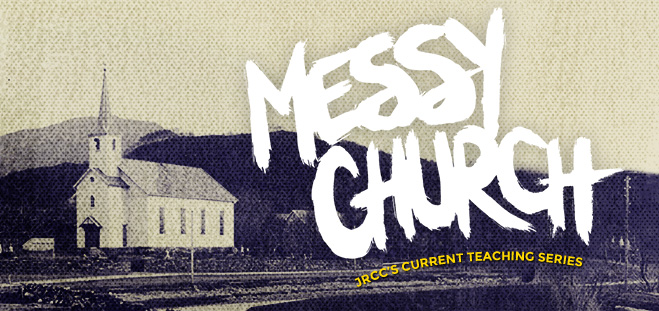 Messy Church Current Series