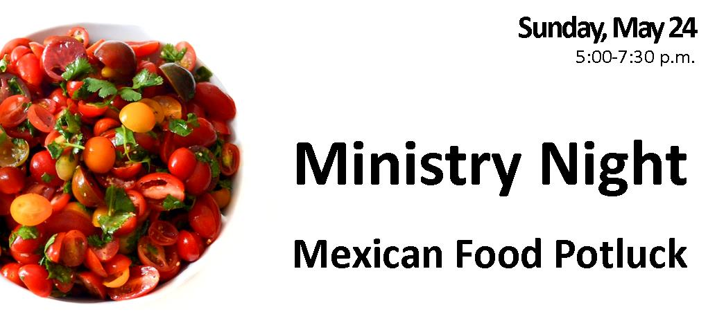 Ministry Night Web header May 24 2015