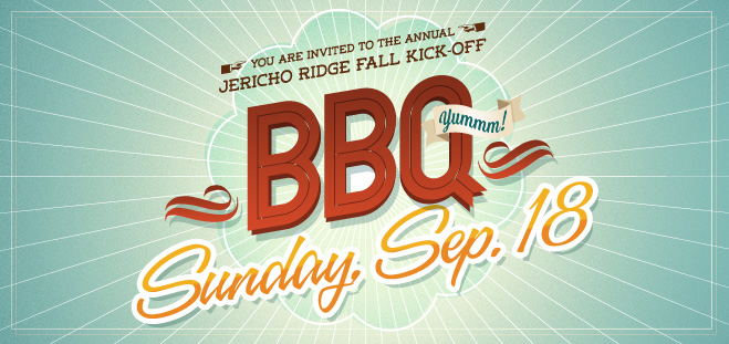 Welcome Back BBQ Banner 2016